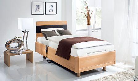 Höhenverstellbare Betten