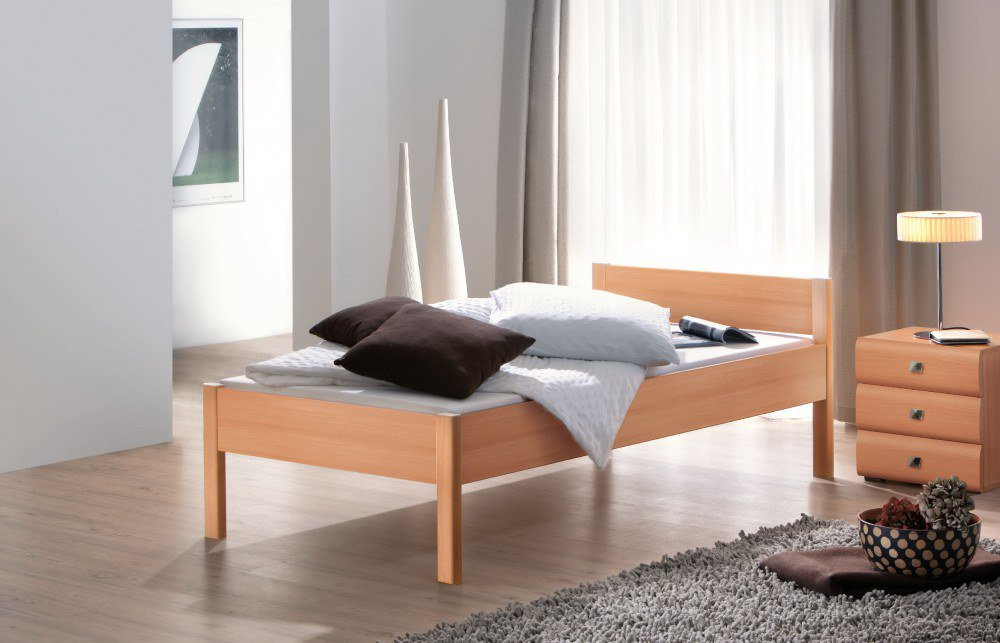 bettgestelle top marken wie hasena oder schramm im angebot. Black Bedroom Furniture Sets. Home Design Ideas