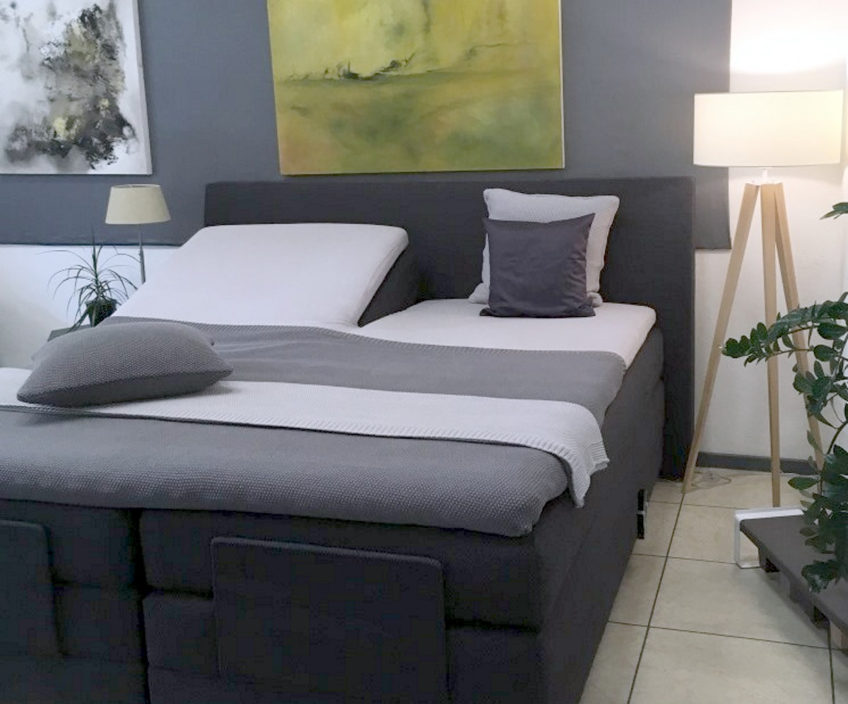 boxspringbett downtown unverstellbar ab betten depot kluge. Black Bedroom Furniture Sets. Home Design Ideas