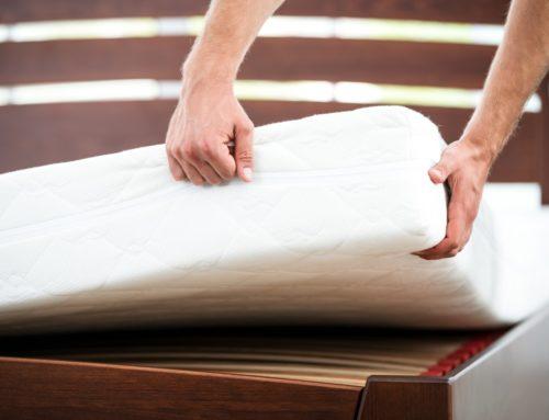 Aus Alt mach Neu: Bett und Matratze entsorgen