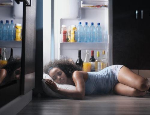 Guter Schlaf trotz Sommerhitze