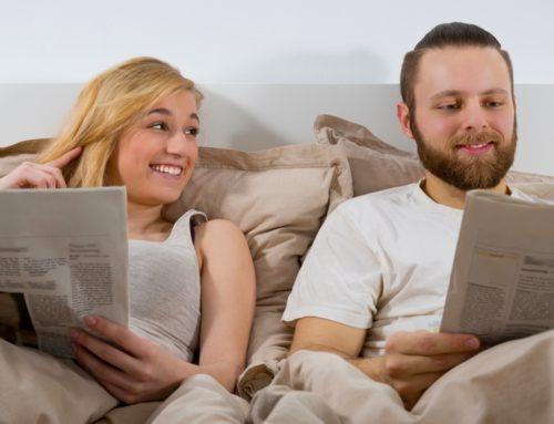 Doppelbetten: Gemeinsam träumen
