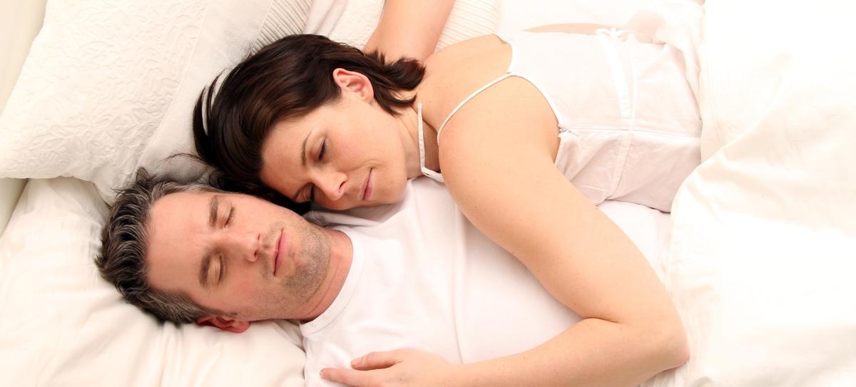 Gesunde Schlafpositionen