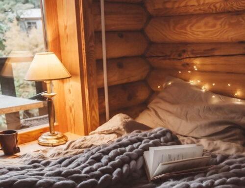 Wir machen es uns gemütlich! – Schlafraumgestaltung im Winter
